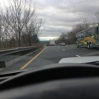 Photo taken at I-287 by Aurelio R. on 2/27/2013