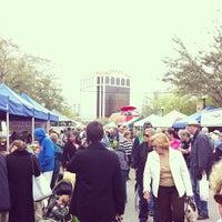 Photo taken at Sarasota Farmers Market by Joey P. on 3/2/2013