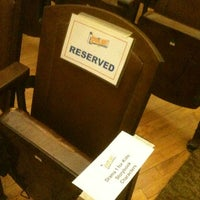 Photo taken at Arts Center Of Oak Park by Erin B. on 11/13/2012
