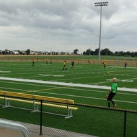Photo taken at Spring Creek Soccer Complex by Jinx on 9/15/2013