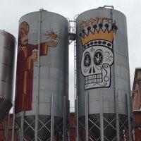 4/5/2013 tarihinde Pablo C.ziyaretçi tarafından Saint Arnold Brewing Company'de çekilen fotoğraf