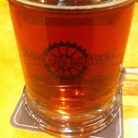 Photo taken at Cranker's Restaurant & Brewery - Grand Rapids by Christopher B. on 12/13/2013