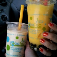 Photo taken at Boba Tea House by Cindy F. on 11/23/2012