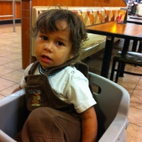 Photo taken at Burger King by Christina M. on 9/20/2012