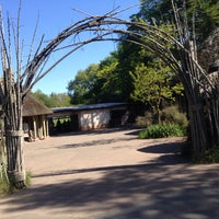 Photo taken at African Village by Ryan Y. on 5/13/2014