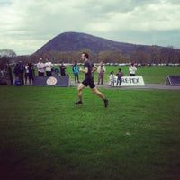 Photo taken at The North Face Endurance Challenge by Emily A. on 5/3/2014