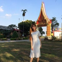 Photo taken at วัดสระเศรษฐี by Nannapat T. on 11/15/2015