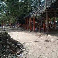Photo taken at Oachira Temple by Vishnu C. on 11/8/2012