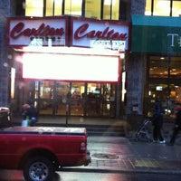 Photo taken at Magic Lantern: Carlton Cinema by Frank S. on 12/8/2012