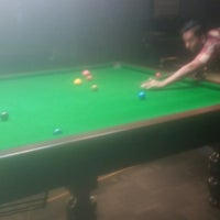 Photo taken at Red Ball Snooker by Ijad on 10/10/2016