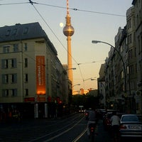 Das Foto wurde bei Rosenthaler Platz von Daniel S. am 7/20/2013 aufgenommen