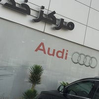 Photo taken at Audi Service Center by F on 5/21/2016