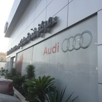 Photo taken at Audi Service Center by F on 5/30/2016