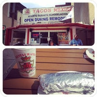 Photo taken at Javier's Tacos Mexico by Scottie Y. on 3/23/2014