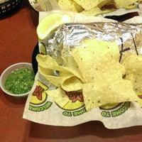 Photo taken at Moe's Southwest Grill by Swapnil K. on 2/9/2015