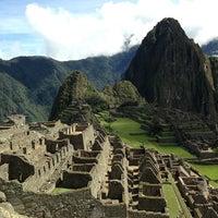 Foto scattata a Machu Picchu da Marlies S. il 4/15/2013