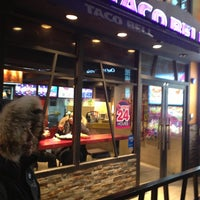 Photo taken at Taco Bell by Jaemin S. on 1/2/2013