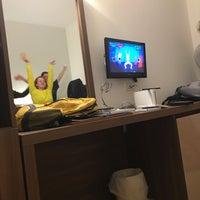 Photo taken at Hotel Michelangelo by Elena T. on 4/1/2018