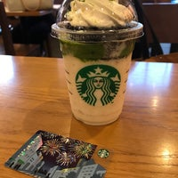 Photo taken at Starbucks by Yoshikazu I. on 7/1/2017