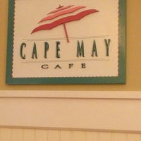Photo taken at Cape May Cafe by Bri A. on 12/23/2012