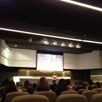 Photo taken at Fundacion Ramon Areces by Maria del Pilar D. on 11/10/2016
