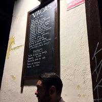Photo taken at Viuda de Vacas by Tiziana S. on 10/1/2016