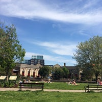 Photo taken at Graham Street Park by Tiziana S. on 5/8/2016