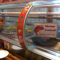 Photo taken at Sushi Station by Laina V. on 6/15/2013