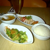 Photo taken at Rice Bowl by ophie n. on 1/26/2013