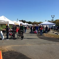 Photo taken at West End Farmers Market by Nicole G. on 10/21/2012