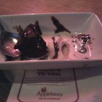 Photo taken at Applebee's by Wilfred T. on 12/9/2012