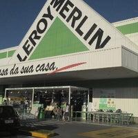 Photo taken at Leroy Merlin by Fábio P. on 5/26/2013