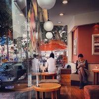 Photo taken at 85°C Bakery Café by Je-We L. on 11/6/2013