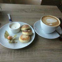 Photo taken at Boulangerie by Alex A. on 11/23/2016