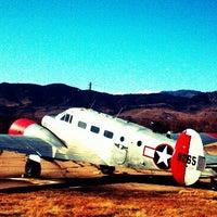 Photo taken at Boulder Municipal Airport by DJ TrippyBoi on 2/12/2013