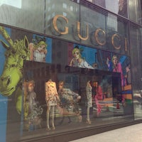 Photo taken at Gucci by Nob S. on 2/3/2013