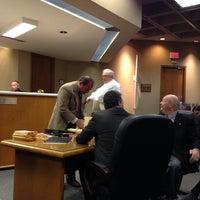 Photo taken at Independence Municipal Court by John B. on 3/25/2014