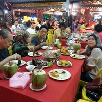 Photo taken at Senibong Village Seafood by Fazlina H. on 3/9/2013