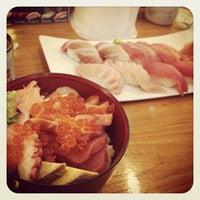 Photo taken at Miyatake (みや武) by Pat C. on 10/27/2012