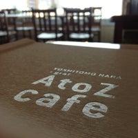Photo taken at A to Z Cafe by Toshiya K. on 7/10/2013