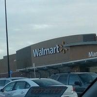 Photo taken at Walmart Supercenter by Joe S. on 1/20/2013