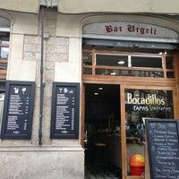 Photo taken at Bar Urgell 1930 by Iknowa on 10/26/2013