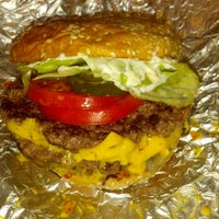 Photo taken at Five Guys by Ike H. on 9/18/2012
