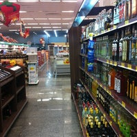Photo taken at Super Muffato by Caco P. on 12/26/2012