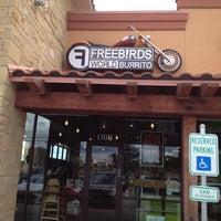 Photo taken at Freebirds World Burrito by Gray W. on 9/19/2013