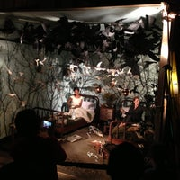 Photo taken at Flux Night by Gray W. on 10/7/2012