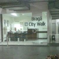 Photo taken at Marketing Office Braga CityWalk by Reza W. on 10/7/2012
