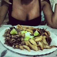 Photo taken at Playa de San José by Stefano N. on 9/22/2012