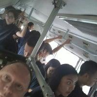 Photo taken at Megabangna Shuttle Bus Terminal by Argus T. on 10/23/2017