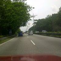 Photo taken at Jalan Tun Abdul Razak by ɹɐnuɐ ıɹzə on 5/7/2013